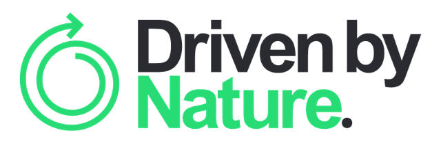 Logo Driven by Nature